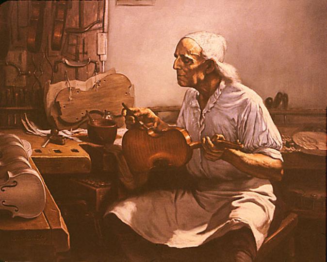 Antonio Stradivari - Violin History