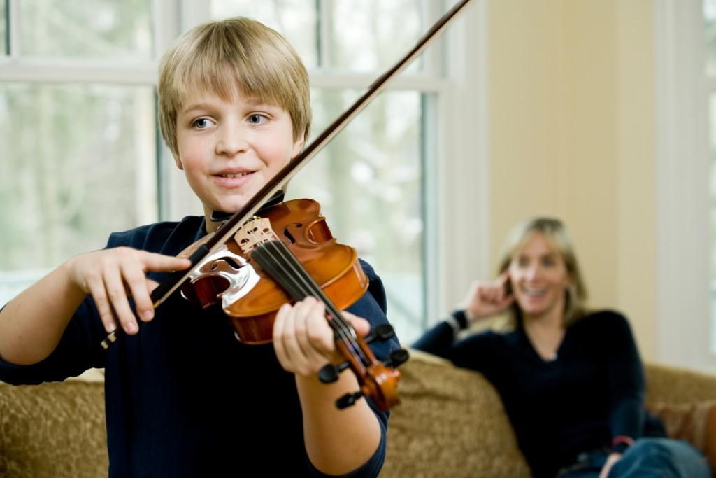 Violin Lessons at Music Makers Calgary