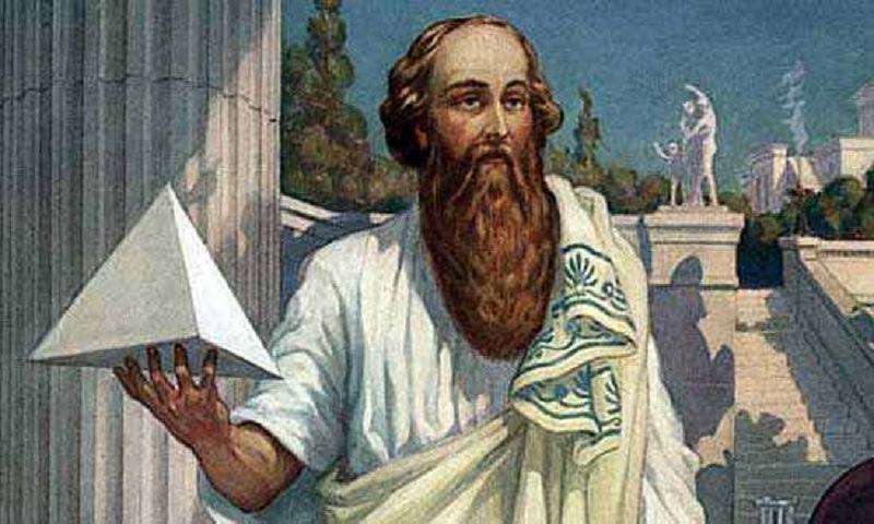 Pythagoras: 582–507 B.C.