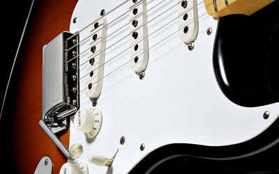 Music Lessons - Electric Guitar Lesson at Music Makers Calgary