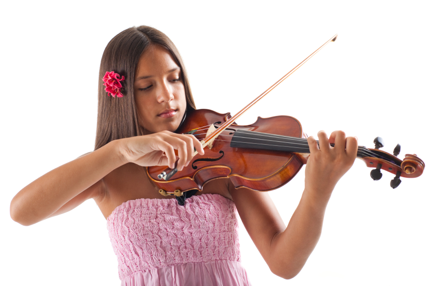 Violin Lessons at Music Makers Calgary