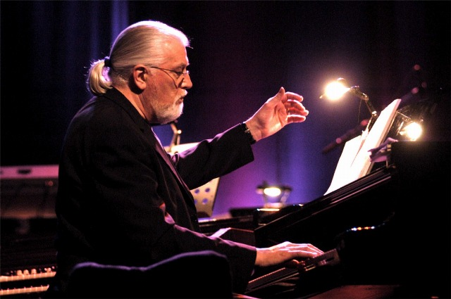 Jon Lord, Deep Purple keyboard player