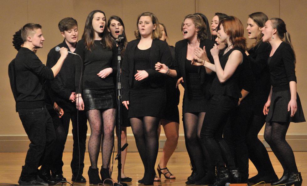 Singing Group - Music Makers Calgary